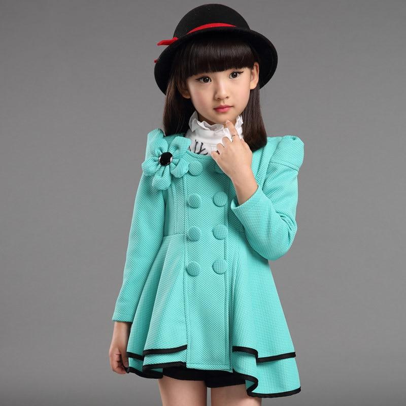 Online Get Cheap Girls Designer Winter Coats -Aliexpress.com