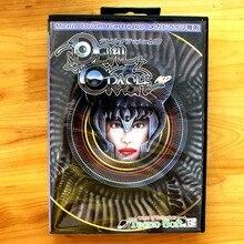 Devil Crash 16 Bit MD Game Card with Retail Box for Sega MegaDrive & Genesis Video Game console system