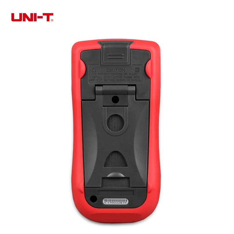 UNI-T UT61B Modern Digital Multimeters 3999 Count Auto Power Off Temperature Tester LCD Backlight цена