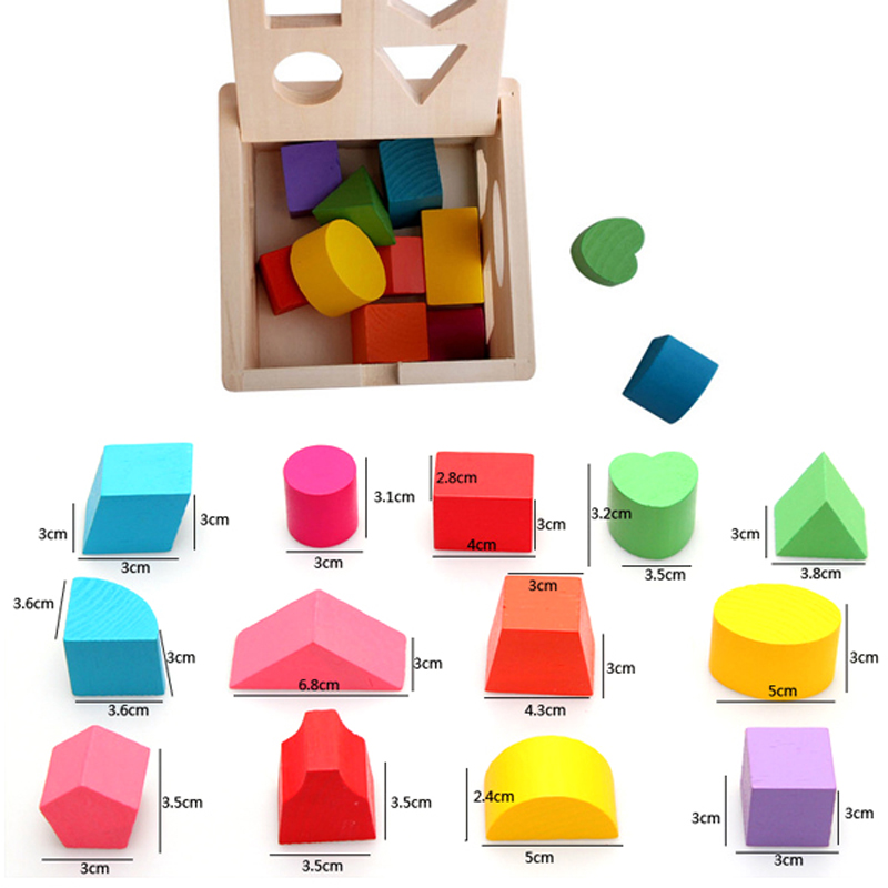 hoyos forma de de colores para nios juego de juguetes educativos para nios de