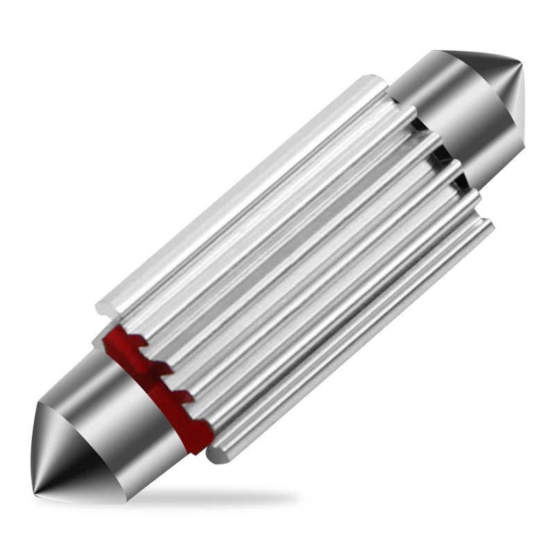 Стайлинга автомобилей 31 мм, 36 мм, 39 мм, 41 мм C5W C10W CANBUS ОШИБОК автоматический Festoon SMD 4014 светодио дный салона Купол Лампа настольная лампа белого