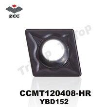 Бесплатная доставка zcc инструмент ccmt 120408 hr ybd152 (10