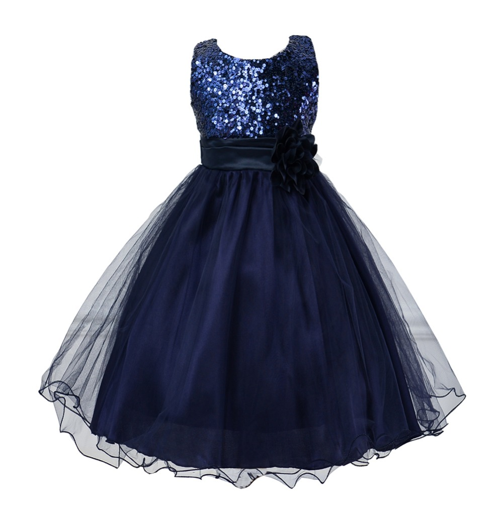 Aliexpress.com : Buy Girls Dress Summer 2016 Princess Dress Girl ...