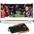 Nueva dual WIFI TV Stick CX919 II RK3188 Quad Core Android 4.4 MINI PC Smart TV Caja Al Por Mayor