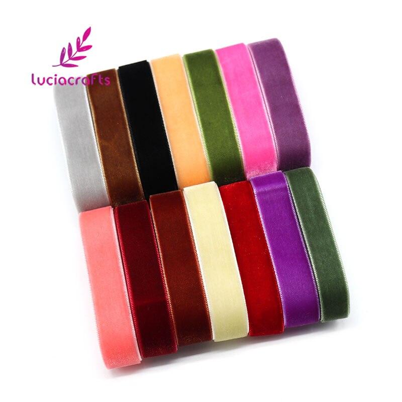 15 mm Imprimé Coton Ruban Handmade 5-10 Yd Cadeau Paquet À faire soi-même Sewing Craft