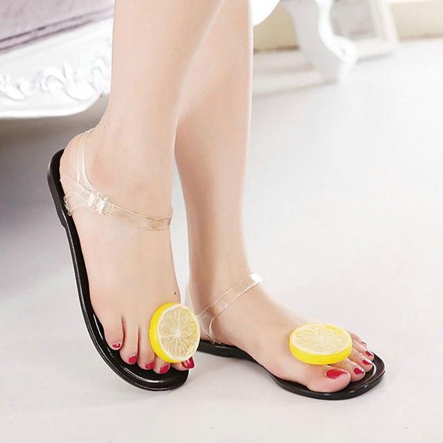 Chaussures sandales femmes été arc plat occasio... Xka1gIkz