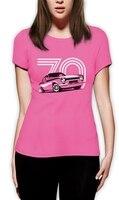 Tee4U Custom T Shirts Online Women S Print O Neck Short Sleeve 70 Year Old Escort