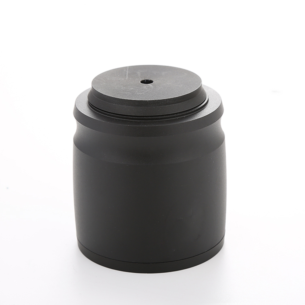 Realand Coffee Tamper Intelligent Dosing Rings Barista Coffee Maker Coffee Grinder Accessories Black  58MM