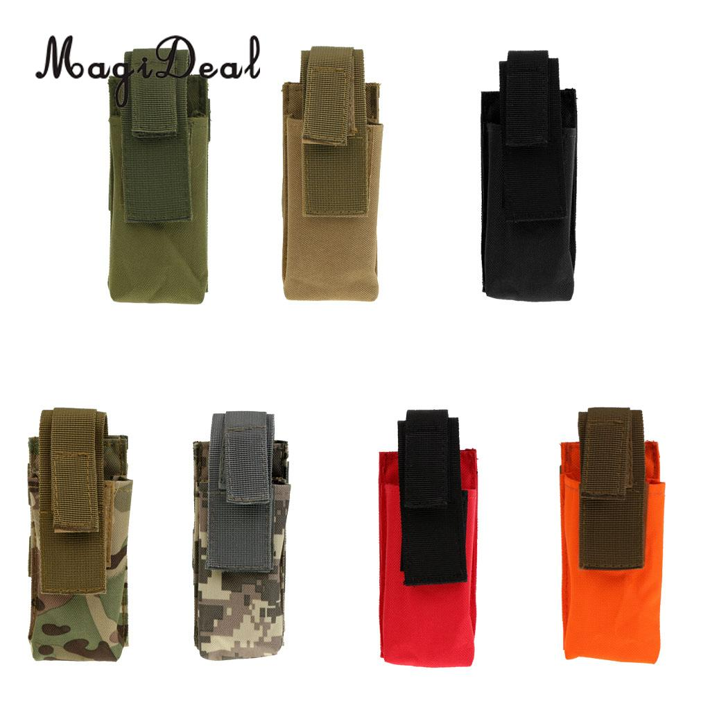 MagiDeal 600D Tactics Tactical Military Medical Scissor Shears Sheath Pouch Bag Fast Access MOLLE Belt Bag Pack