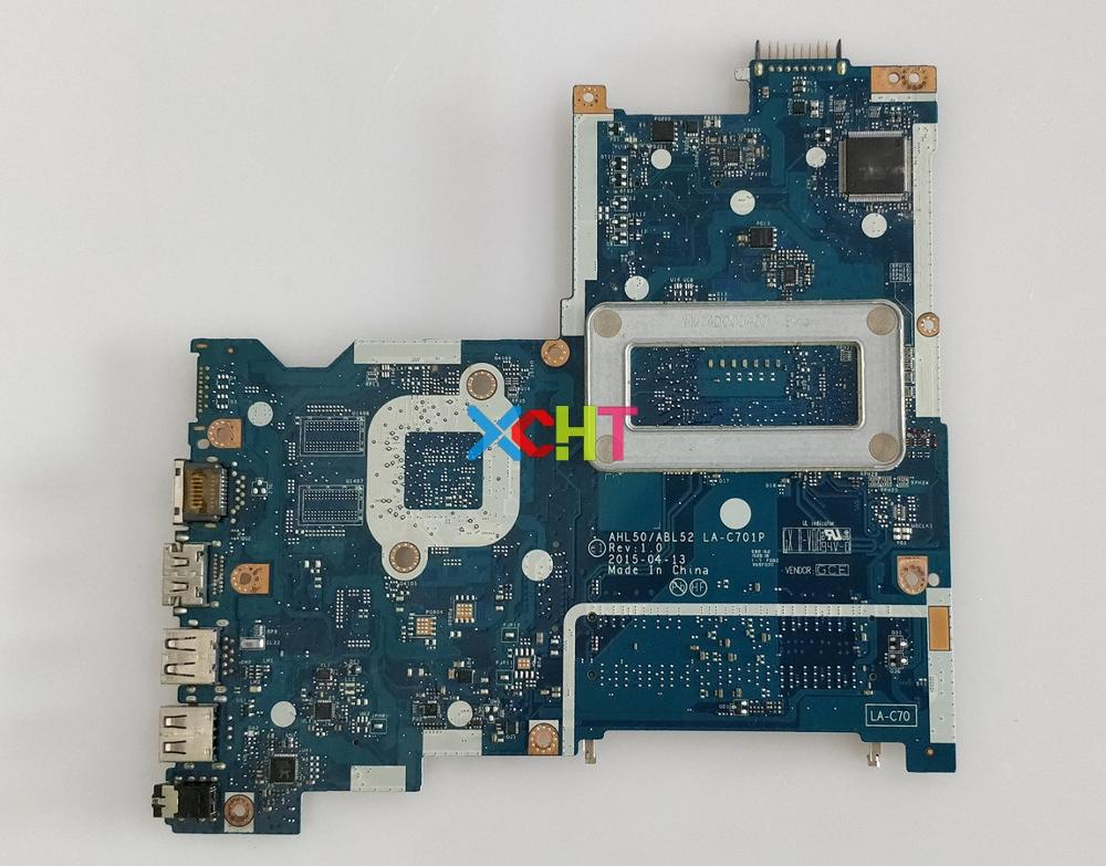 Image 2 - for HP 15 AC Series 15T AC100 828179 501 828179 001 828179 601 AHL50/ABL52 LA C701P Laptop Motherboard Mainboard Tested-in Laptop Motherboard from Computer & Office