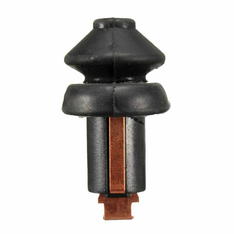 Автомобиль лампа переключатель универсальный салон автомобиля транспортного средства двери вежливости свет кнопка переключения лампы часть Черный Авто Кнопка водонепрони