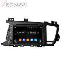 8″ Quad Core Android 5.1 Car GPS Navigation For KIA K5/OPTIMA 2011 2012 2013 With Radio Multimedia Video DVD Mirror Link 16GB