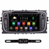Eincar Dual Core Android 4 2 Car DVD GPS Player For Ford Mondeo Focus 2S Max