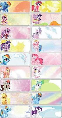 You Decide Design 60pcs My Little Pony Pictures