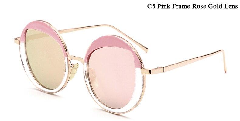 C5 Pink Lens