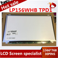 High quality LP156WHB(TP)(D1) Screen Replacement for Laptop New LED HD Glossy LCD LED 30Pins