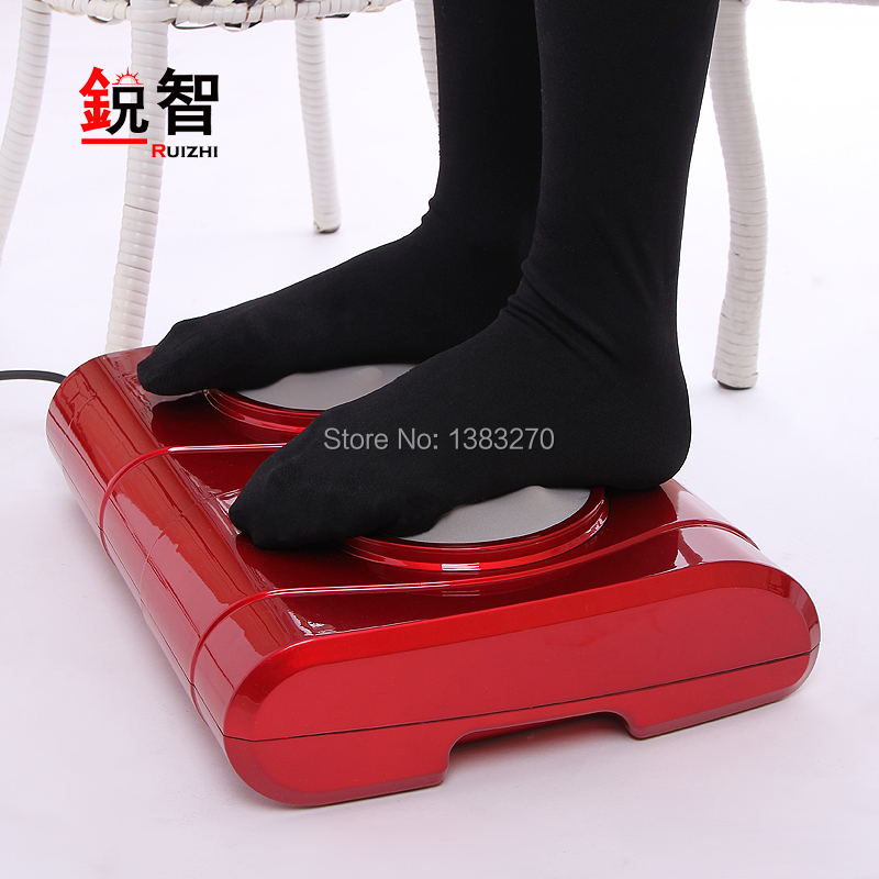 Foot massage device vibrating foot massage machine blood circulation foot machine molded blood circulation machine foot blood circulation massage therapy device activating blood regimen body vibration massager