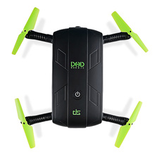 Selfie Drone Dron Mini Foldable RC Pocket Drones WiFi FPV Camera Quadcopters G-Sensor Mode Waypoints WiFi APP Control Helicopter