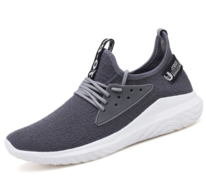 Primavera de 2019 estalló la noche corriendo de los hombres de luz de Zapatos de los Amantes recargable de fibra de zapato