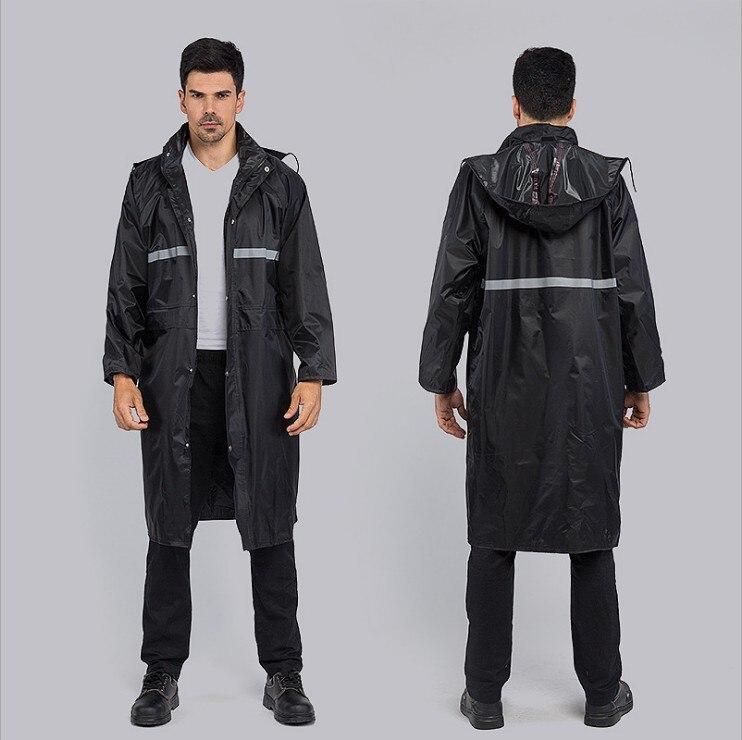 2018 Hommes Chauds Costume Imperméable Épaissie Imperméable Manteau de Pluie Respirant Camping Étanche Vêtements de Pluie Tour D'escalade Camp De Pêche