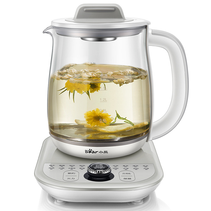 1.8L Heat Preservation Electric Kettle Flower Teapot Hot Tea Makers High Quality Electric Kettle Reservation high quality chinese tieguanyin tea fresh natural carbon specaily tikuanyin oolong tea high cost effective tea 125g