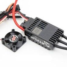 1 шт. 100% Качество HobbyWing Платиновый 100A V3 RC Модели Безщеточный ESC для Multicopter для 480-550