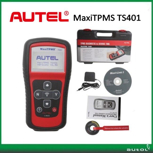 Wholesale Professional font b TPMS b font diagnostic service tool Autel MaxiTPMS TS401 Full Set TS