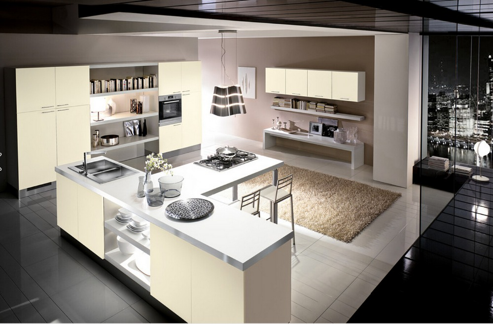 Emejing Tavolo Isola Cucina Pictures - Ideas & Design 2017 ...