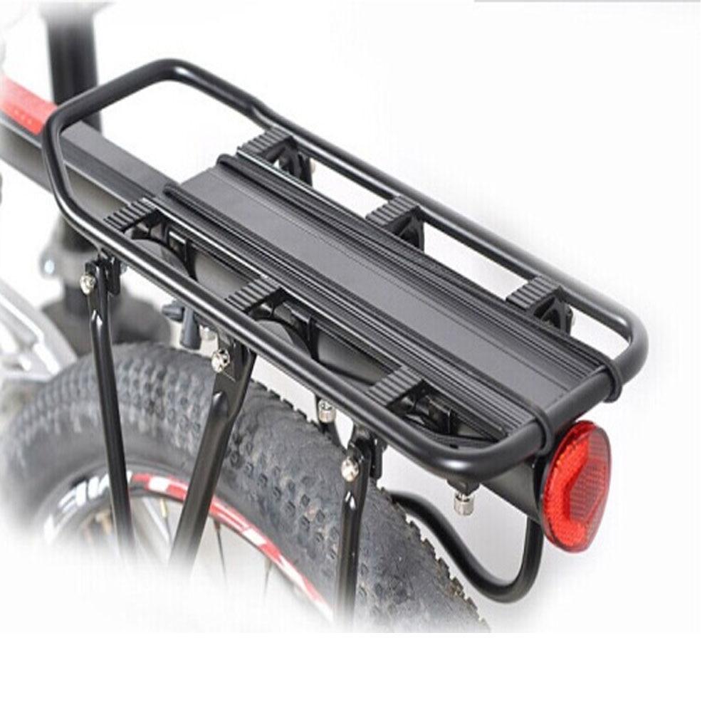 Ποδηλατικό ράφι αποσκευών 1x κράμα - Ποδηλασία - Φωτογραφία 6