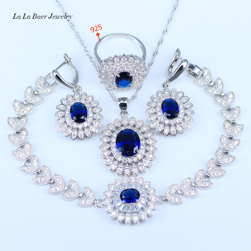 LB 925 Silver Jewelry Sets...