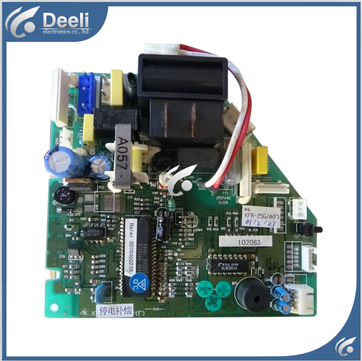 95% new good working for Haier air conditioner motherboard control board pc board 0010400239 KFR-25G/A(F) on sale 95% new good working for air conditioner control board pc board db93 01444d good work