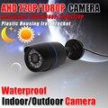 CCTV Cámara 2000TVL IR-Cut Filter Sensor CMOS AHD Cámara 720 P/1080 P Interior/Al Aire Libre A Prueba de agua 1080 P 3.6mm Lente de la Cámara de Seguridad