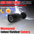 CCTV Câmera CMOS Sensor 2000TVL IR-Cut Filtro Câmera AHD 720 P/1080 P Indoor/Outdoor Waterproof 1080 P Câmera de Segurança Lente de 3.6mm