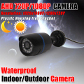 CCTV Camera CMOS Sensor 2000TVL IR-Cut Filter AHD Camera 720P/1080P Indoor / Outdoor Waterproof 1080P 3.6mm Lens Security Camera