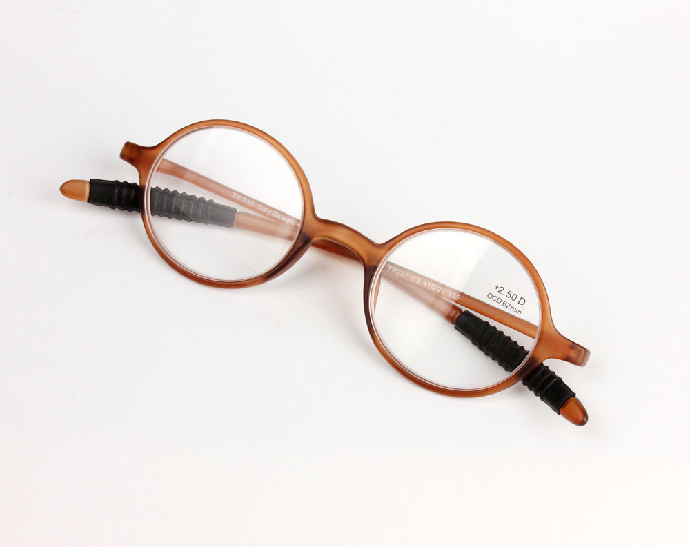 TR90 Reading Glasses Women Men Super Light Round Rim Eyewear gafas de lectura oculos de grau Older Presbyopic Glasses