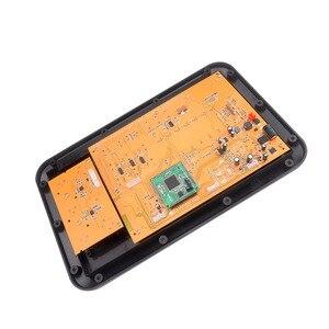 Image 4 - Monitory Audio AAC LCD moduł MP3 FLAC USB TF mikrofon basowy XLR liryczne mieszanie spółgłoska Bluetooth AUX TRS telefon Decording Borad