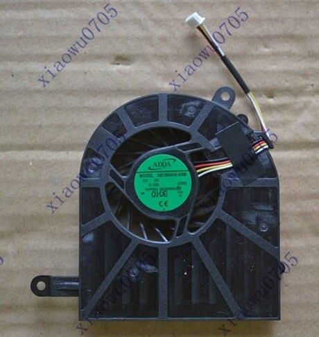 Nova fan cpu para acer aspire 5739 5739g ab7805hx-ebb cpu laptop cooling fan