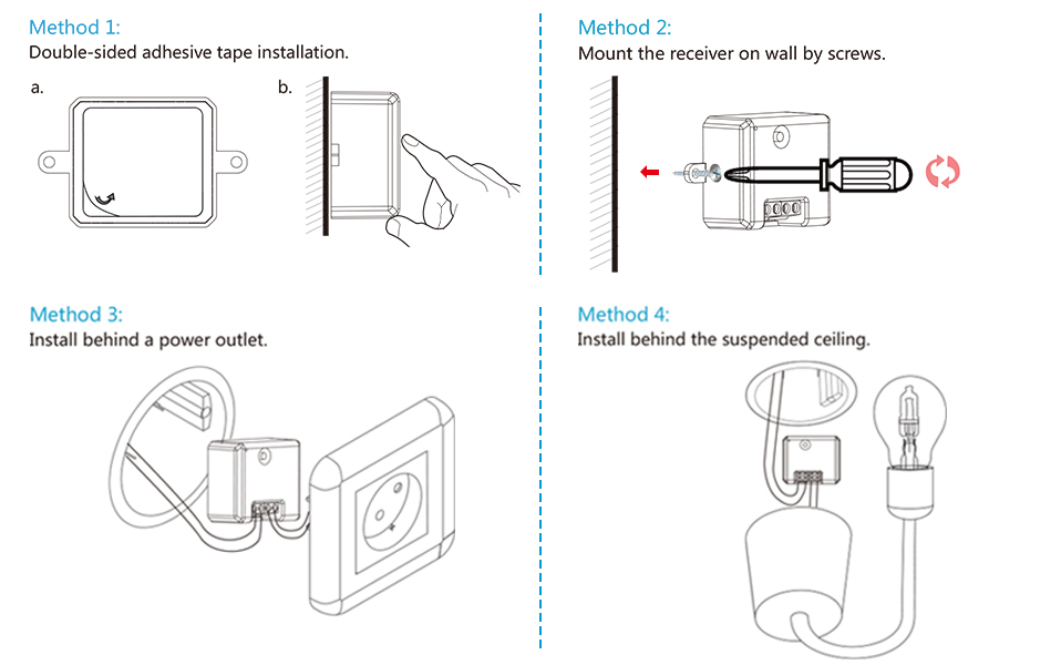 10-mini relay module installation method