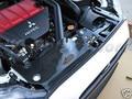 Автомобильные аксессуары из углеродного волокна OEM стиль охлаждающая панель подходит для 2008-2012 Evolution EVO X 10 охлаждающая панель автомобильный...