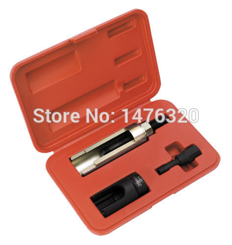 Car Diesel Engine Injector Removal Puller Tool Auto Repair Garage Tool For Mercedes CDI C/E/ML Class Bosch injectors AT2097