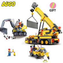 2 Style Construction Model Building Blocks Toys Compatible Legos City Bricks Educational Toy Hobbies For Boys Birthday Gift toys