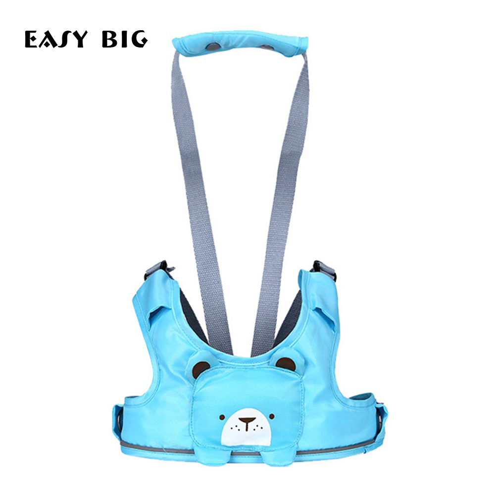 EASY BIG Baby Harness Assistant Toddler Leash For Kids Walking Baby Belt Child Safety Harness Assistant With Funny Noise AG0008