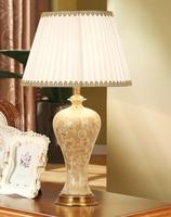 Iron Art Vintage Cloth Art Decorative Table Lamp