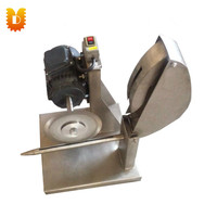 Stainless steel poultry chicken, duck, goose and rabbit cutting machine meat bone slicer separator