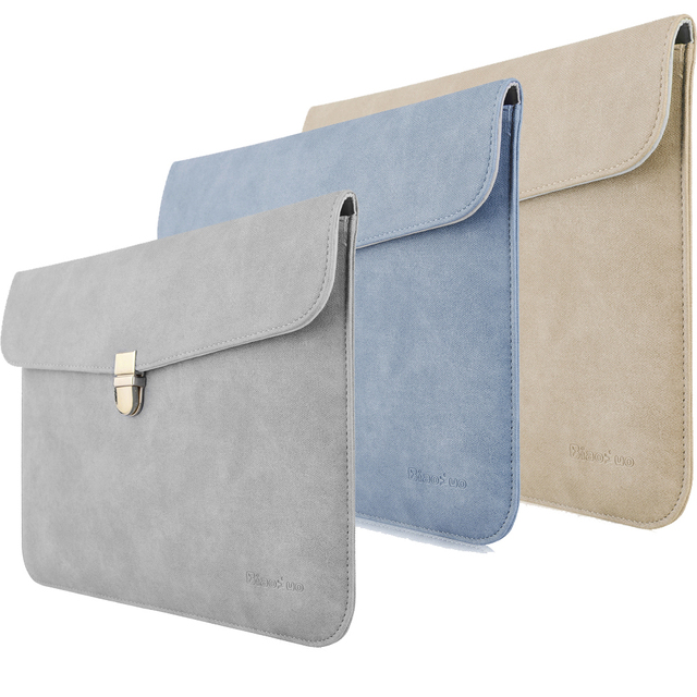buy online b62d0 5e443 US $14.75 18% OFF|Laptop Bag Case 13.3 inch for Macbook Pro 13 Xiaomi Air  Laptop Sleeve for Men Women Notebook Cover 14 inch-in Laptop Bags & Cases  ...