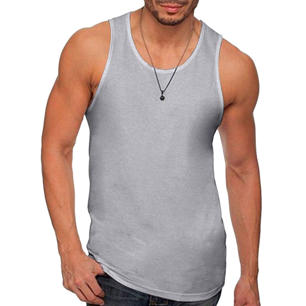 High Flexibility Men Body Compression Base Layer Sleeveless Summer Vest Boy Fitness Tights Under   Top   Tees   Tank     Tops   masculino