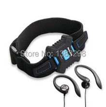 Newman B100h 8 GB deporte MP3 WMA del MP3 WAV + deportes regalo libre auriculares y brazo correas para correr deportes de Fitness