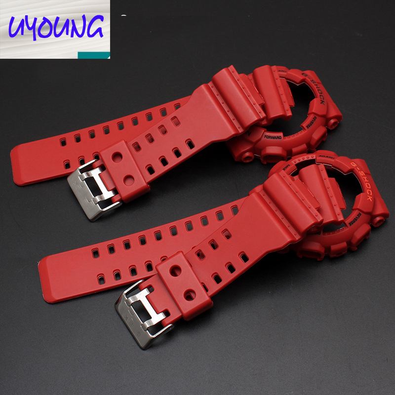 hot sale silicon belt 16 mm colorful rubber strap watch + the hours for CasoGA - 100 / 100 / 300  / 110 / 120 / hot sale hot sale car seat belts certificate of design patent seat belt for pregnant women care belly belt drive maternity saf