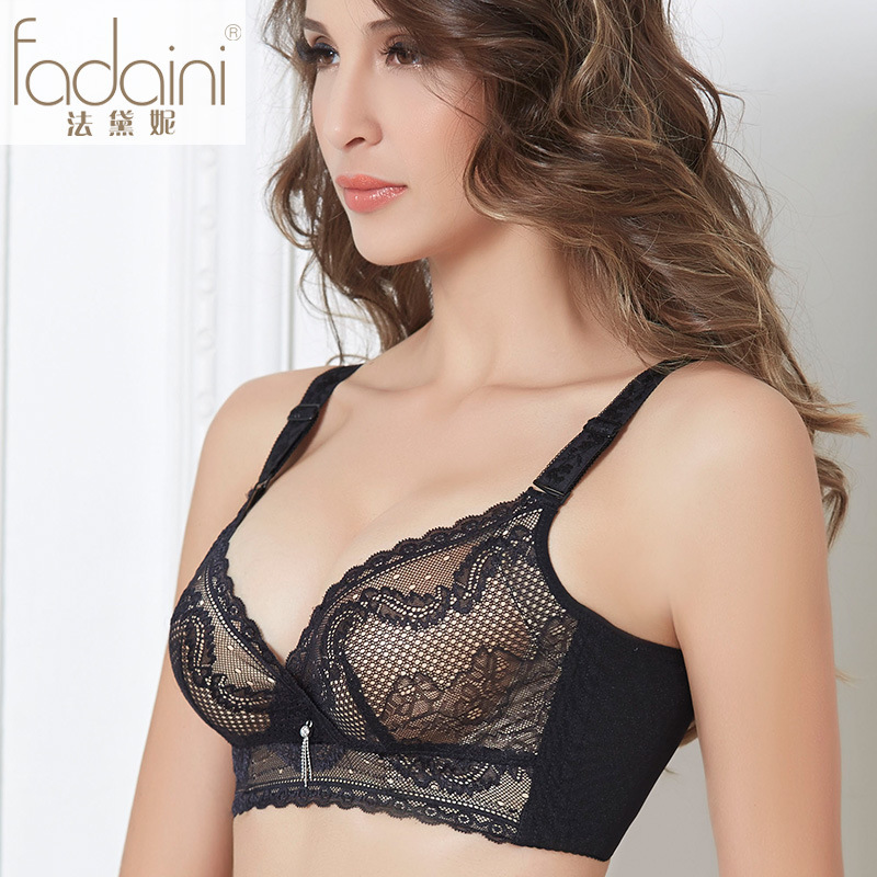 Fa Daini International Brand Adjustable Gather Bra Sexy -8196