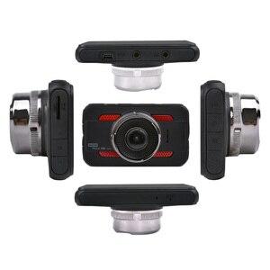 Image 4 - AOSHIKE 3 InchTouch HD 1080P samochodowy rejestrator do lusterka wstecznego 720P pojedynczy rekord wyświetlacz samochodowy DVR kamera samochodowa TFT LCD
